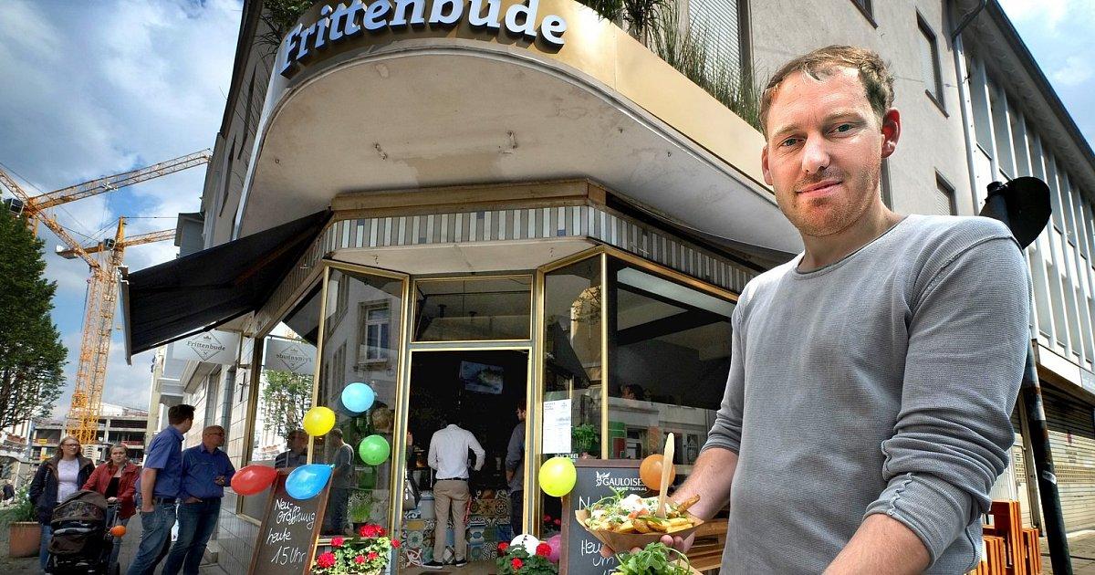 Bielefelder Frittenbude spendet Lebensmittel, die nicht