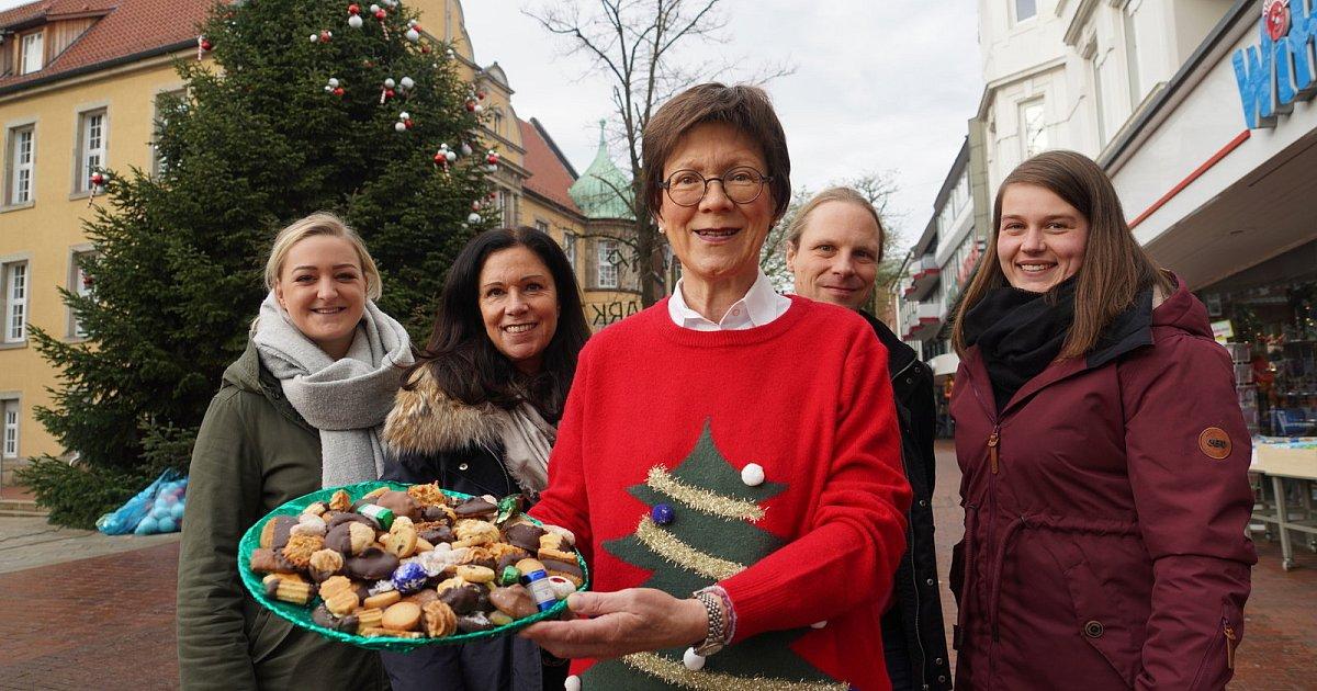 Gütersloher Weihnachtsmarkt und Klimaschutz: Wie passt das