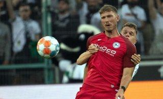 Bundesliga: Niederlage in Mönchengladbach: Arminia in drei Minuten ausgeknockt