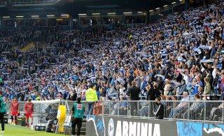 Kartenverkauf: Arminia Bielefeld gegen Hoffenheim: 500 zusätzliche Tickets für DSC-Fans