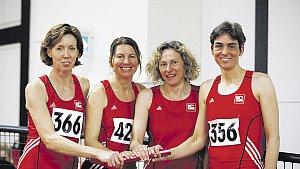 Karin Förster vom LC Paderborn holt fünf DM-Medaillen | nw.de