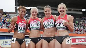 Paderbornerin Pinto holt EM-Bronze mit der deutschen