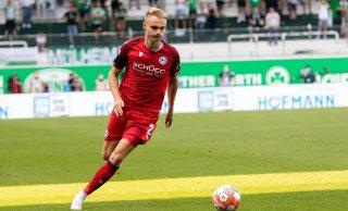 Bundesliga: Arminia-Verteidiger fällt aus: Pieper fehlt in Mönchengladbach