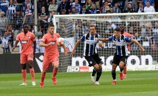 Beste Chancen ganz früh: Viertes Remis im fünften Spiel: Arminia spielt 0:0 gegen Hoffenheim