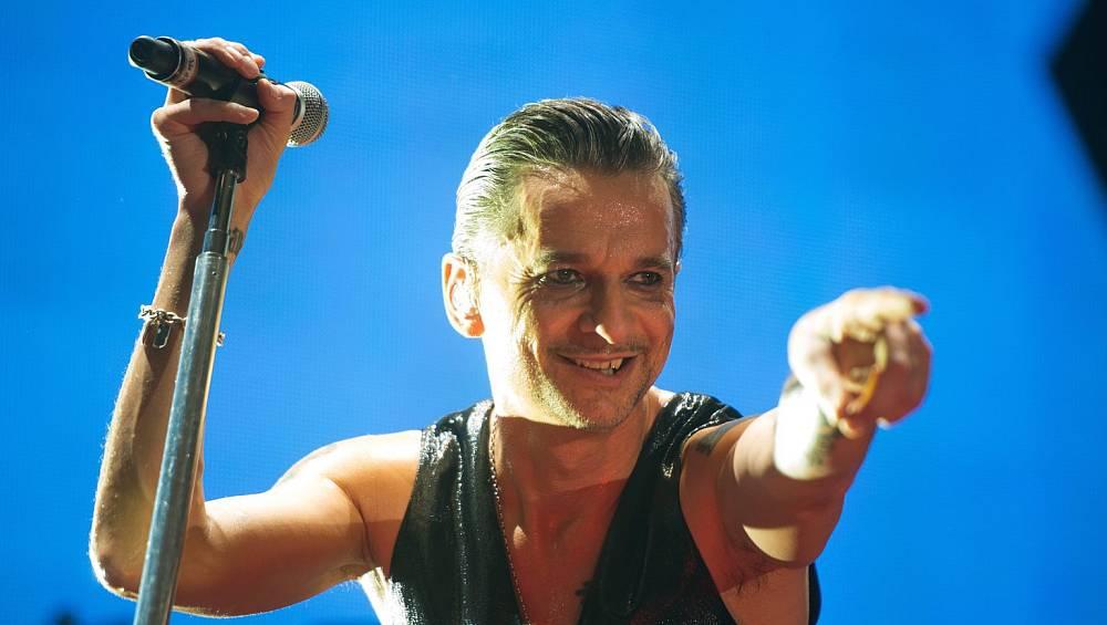 Depeche-Mode-Sänger Dave Gahan glaubt an gute Geister | nw.de