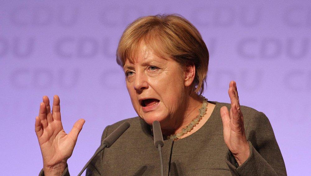 So erklärt sich Angela Merkel den Wahlerfolg der AfD - nw.de