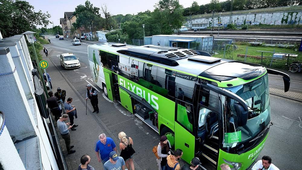 FlixBus: Von Bielefeld gehts jetzt direkt nach Antwerpen