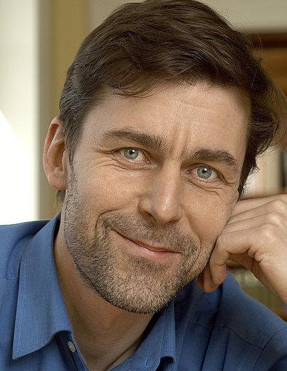 Los escritores más guapos del mundo - Peter Stamm