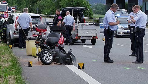 montag unfall in herford