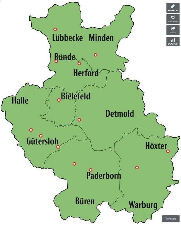 Schlachtfelder Des 2 Weltkriegs Karte.Interaktive Karte Owl Zeitzeugen In Owl Nw De